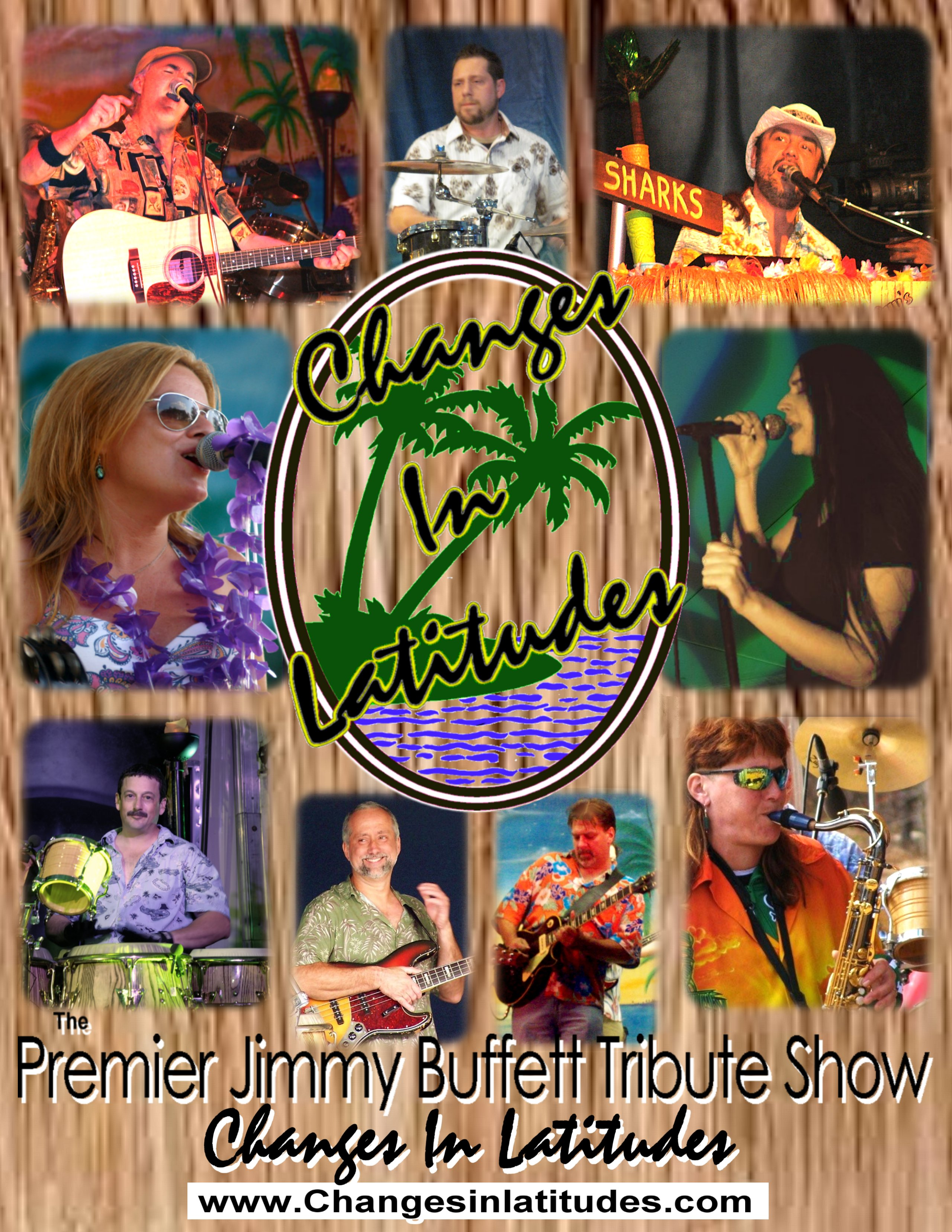 Changes In Latitudes - the premier Jimmy Buffett tribute show